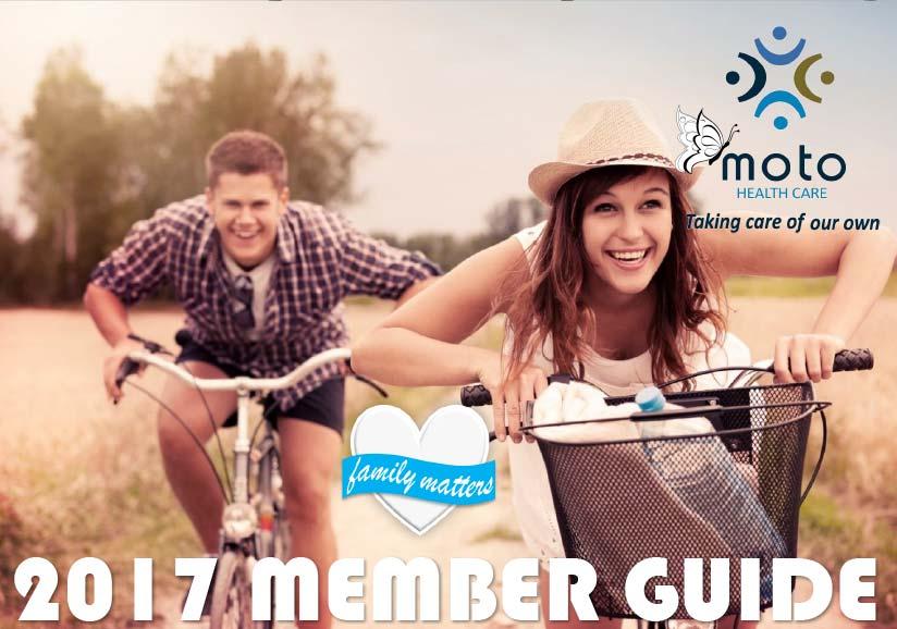 Moto Health Care 2017 member Guide