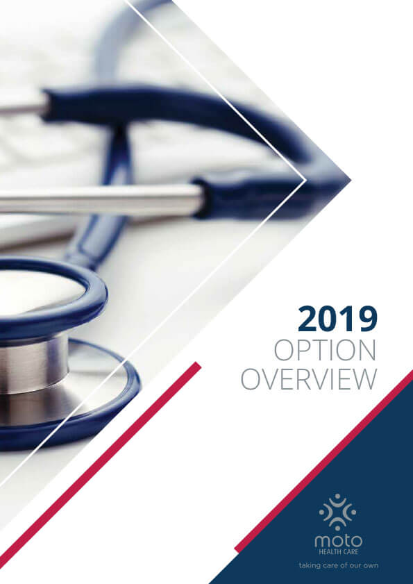 Moto Health Care 2019 Option Overview