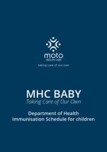 Moto Health Care MHC Baby